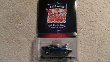 2014 Hotwheels Nationals 14th Convention Rodger Dodger Chris Parker DINNER car