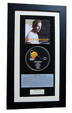 JAMES MORRISON Awakening CLASSIC CD GALLERY QUALITY FRAMED+EXPRESS GLOBAL SHIP