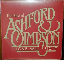 BEST OF ASHFORD AND SIMPSON LOVE WILL FIX IT 2LP RSD16 RECORD STORE DAY 2016