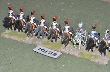 25mm napoleonic french horse grenadiers 9 cavalry (10132)