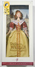 BARBIE PRINCESS OF HOLLAND PINK LABEL DOLLS OF THE WORLD NEW NRFB