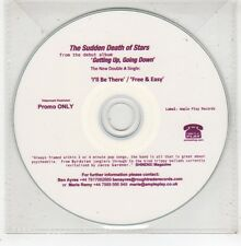 (GD962) The Sudden Death of Stars, I'll Be There / Free & Easy - DJ CD