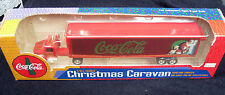 BRAND NEW ERTL 1/64**COCA~COLA CHRISTMAS CARAVAN**Tractor Trailer**MINT in BOX**
