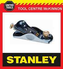 "STANLEY BAILEY NO. 9½ FULLY ADJUSTABLE 6 ¼"" BLOCK PLANE – MADE IN ENGLAND"