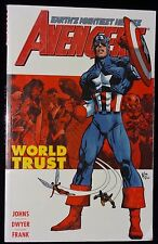 Avengers Earth Mightiest Heroes World Trust Vol 1 Marvel Comics Novel Softcover