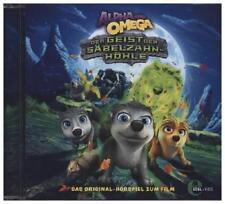 Alpha & Omega-lo spirito dei denti a sciabola GROTTA-l' originale-Hörspiel a-CD NUOVO