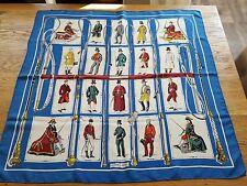 Hermès foulard carré de soie Grande livrée - 12501