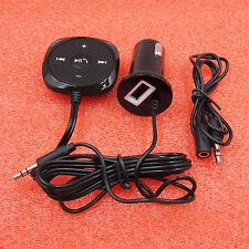 4.0 Music Receiver Wireless Bluetooth  3.5mm Adapter Handsfree Car AUX Speaker