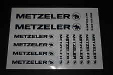 * 19 Metzler Pegatina Sticker decal autocollant bapperl neumáticos rueda tire PNEU bl