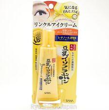Sana Nameraka Soymilk Isoflavone Wrinkle Eye Cream 25g