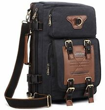 Outdoor Laptop Backpack for Travel School, Computer Notebook Bag for Hiking