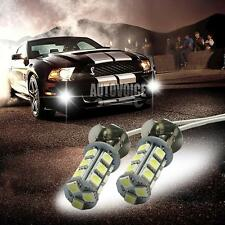 Pair H3 LED Car Fog Light Driving DRL Bulbs For Falcon Commodore BA BF VY VZ XR6
