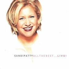 All The Best... Live by Sandi Patty (Cassette, Nov-2001, Word Distribution) NEW
