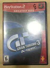 Gran Turismo 3 A-spec  (Sony PlayStation 2, 2001)