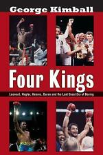 Four Kings: Leonard, Hagler, Hearns, Duran and the Last Great Era of B-ExLibrary