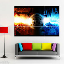 Naruto Vs Sasuke Poster  Giant Large Decor Huge