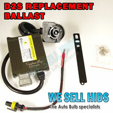 REPLACEMENT D2S D2R D2C XENON HID SLIM BALLAST holder kit CANBUS  UK STOCK