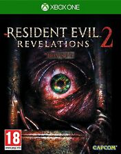 Resident Evil Revelations 2 (Xbox One) NEW & Sealed