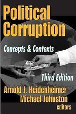 Political Corruption (1970, Paperback, Reprint)