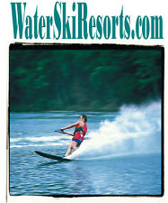 Water Ski Resorts  .com Rooms Cabin Camp Jet Water Ski Boat Motel Domain Website