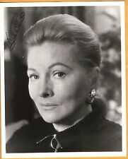 Joan Fontaine-signed photo-26 f - This is a Vintage Photo!