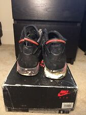 Nike Air Jordan 6 Infrared Original Og  1990 1991 Retro Vi Restoration Project