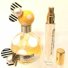 MARC JACOBS HONEY EDP .33OZ (10ML) DELUXE TRAVEL ATOMIZER SAMPLE PERFUME SPRAY