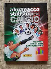 Almanacco statistico del calcio protagonisti numeri e record  stagione 2011-12