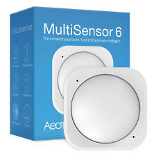 Aeon Labs ZW100-A Z-Wave Plus MultiSensor 6 (Works with SmartThings)