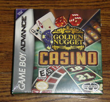 Golden Nugget Casino GBA – Brand New