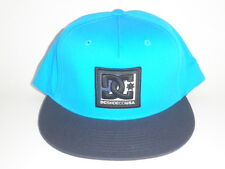 DC Shoes SWISH Snapback Hat Turquoise Navy OSFA ($28) NEW Cap Skate BMX MX Moto