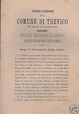 CAMPANIA_IRPINIA_AVELLINO_TREVICO_DEMANIO_BOVINO_ANTICA EDIZIONE DELL'800