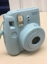 FUJI FILM INSTAX MINI 8 INSTANT CAMERA BLUE