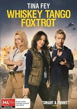 WHISKEY TANGO FOXTROT DVD NEW SEALED R4 TINA FEY 2016