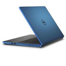 Dell Inspiron 5555 amd a8-7410 r5 2.2ghz 12gb 2tb 15.6in lcd windows 10 blue -B