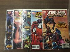 Spider-Man: Breakout #1-5, Marvel Comics, FREE SHIPPING