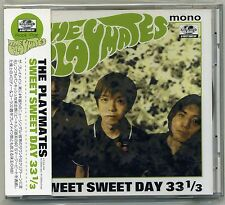 Playmates - Sweet Day CD Single Ron Ron Clou Switch Trout Automatics Treeberrys