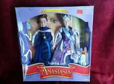 Anastasia and Empress Marie Key to the Past Dolls Galoob 1997 New in Box