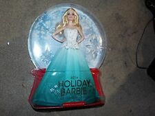 Holiday Barbie Doll 2016 Christmas Keepsake Peace Love Hope Collector Edition