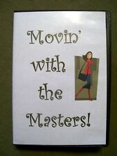 Movin' with the Masters: 3 Music CD's to Inspire & Motivate Kansas City Workshop