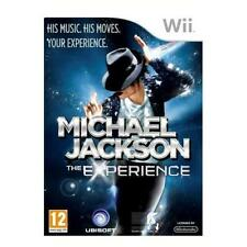 MICHAEL JACKSON The EXPERIENCE =NEW+SEALED=Wii & U-Dance to 26 Hits=Bad+Thriller