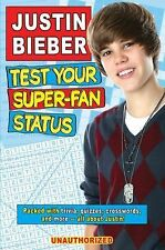 NEW - Justin Bieber Test Your Super-Fan Status by Reyes, Gabrielle