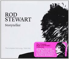 ROD STEWART - STORYTELLER THE ANTHOLOGY: 4CD SET