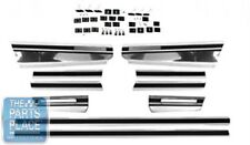 1970-72 Chevrolet Monte Carlo Body Side Molding Trim With Hardware