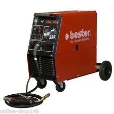 NEW Welder Bester by Lincoln MAGSTER 330 4x4