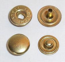 500 senza cuciture bottoni a pressione Pulsante 10,5mm ottone
