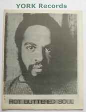 HOT BUTTERED SOUL MAGAZINE - Issue 34 - October 1974 - JJ Barnes / Coasters