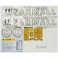New Farmall Decal Set for Models H