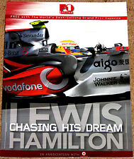 LEWIS HAMILTON: CHASING his DREAM -His Rise to F1 and Record Breaking 1st Season