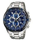 CASIO EF539D-2AV Edifice Stainless Steel Chronograph Men's Watch